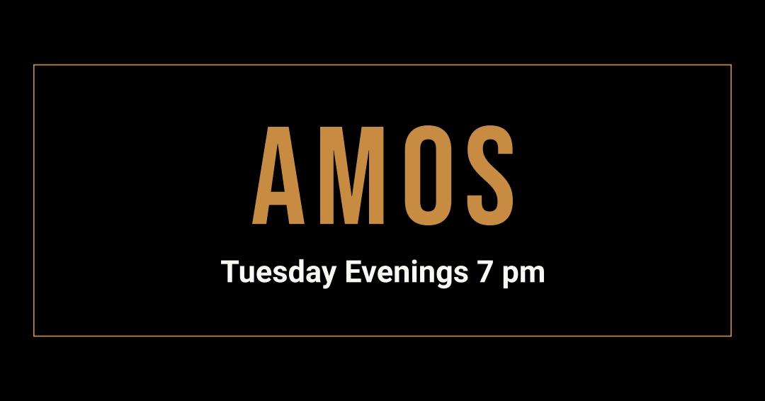 Amos Website Slider