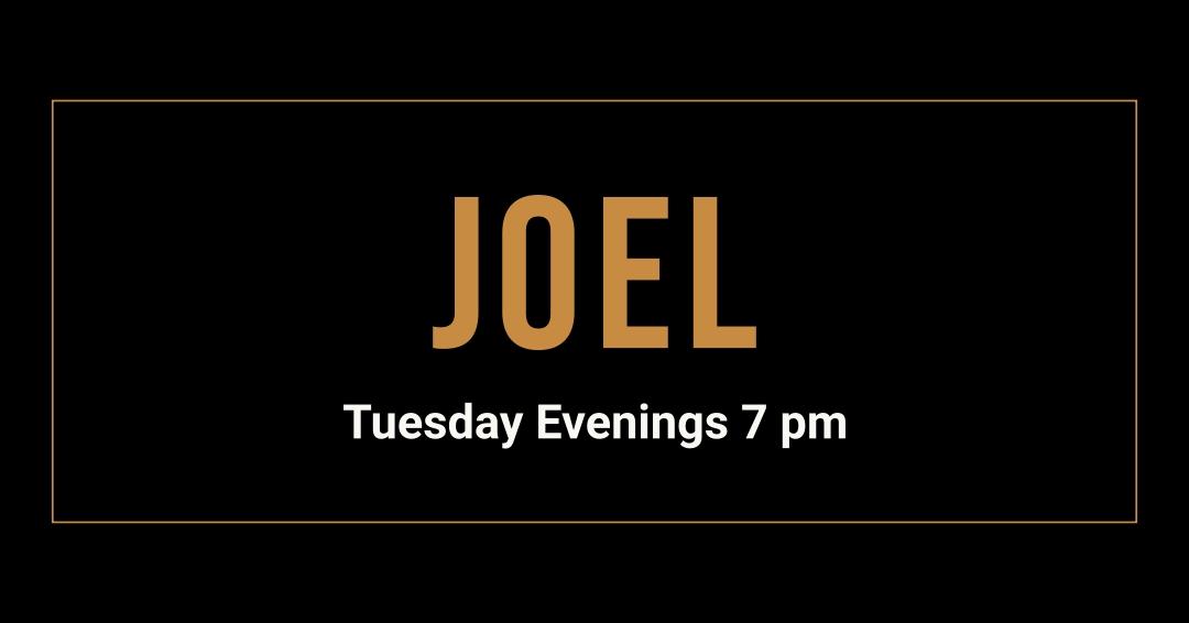 Joel Website Slider
