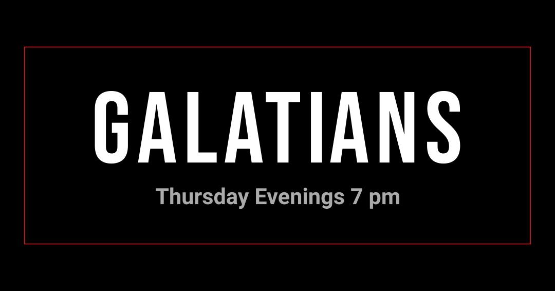 Galatians Website Slider